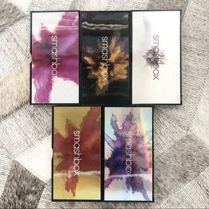 BRAND NEW Smashbox Cover Shot Eyeshadow Palettes